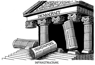 Elezioni fallite, governi tecnici, ed ingovernabilità tre fattori di rischio per la democrazia del paese