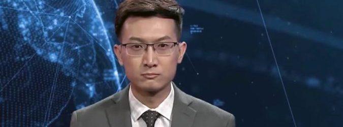 Cina, ologrammi con intelligenza artificiale che danno le news al telegiornale, un passo tecnologico che mira ulteriormente il mercato del lavoro